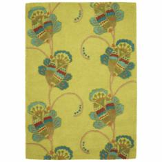 Art Deco wool rugs
